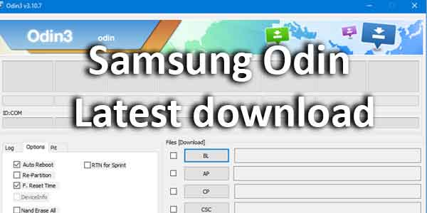 Samsung Odin Latest download