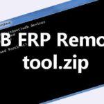 ADB FRP Removal tool.zip