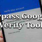 Bypass Google Verify Tool