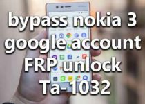 bypass-nokia-3-google-account-frp-unlock