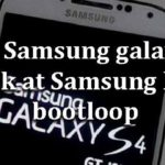 How to fix Samsung galaxy stuck at Samsung logo bootloop
