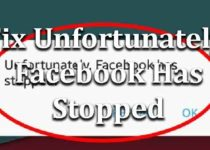 fix-unfortunately-facebook-stopped