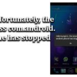 How to fix Unfortunately, the process com.android.phone has stopped