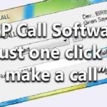 """FRP Call Software """"Just one click to make a call"""" (without code)"""