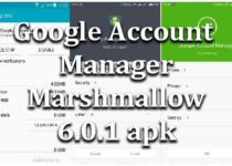 Google Account Manager lollipop 5 1 1 - wikisir com