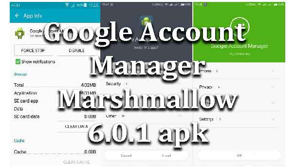 Accounts Manager 3.2 Apk (Android 4.0.x - Ice …