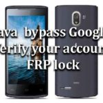 "Lava | How to bypass Google ""Verify your account"" FRP lock"