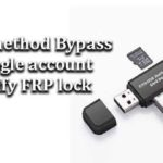 OTG method Bypass Google account verify FRP lock