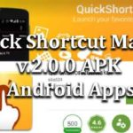 Quick Shortcut Maker v.2.0.0 APK Download || Android Apps