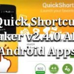 Quick Shortcut Maker v2.4.0 APK Download || Android Apps