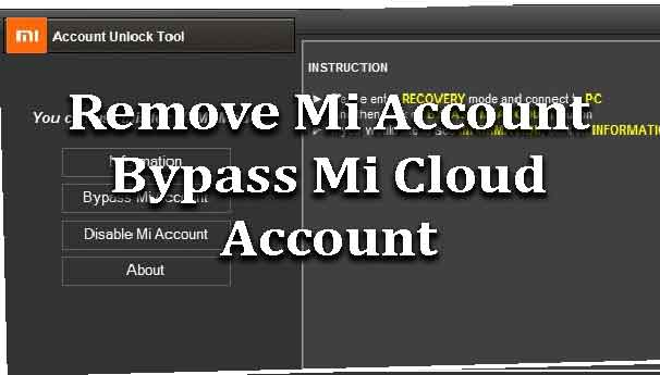 remove-mi-account-bypass-mi-cloud-account