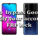 "Vivo | How to bypass Google ""Verify your account"" FRP lock"