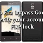 "Xolo Era | How to bypass Google ""Verify your account"" FRP lock"